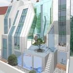 Planung Cölln Palais Rückseite 2