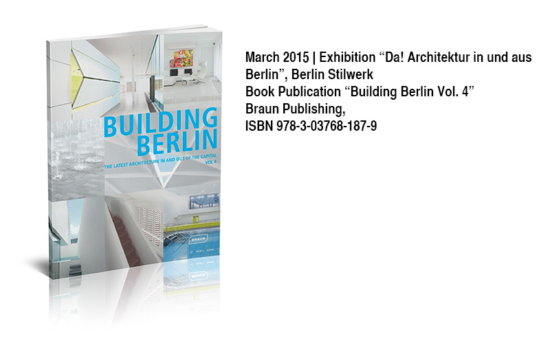 Veroeffentlichung Building Berlin