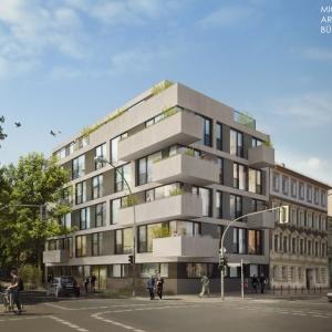Neubau in Berlin Lichtenberg